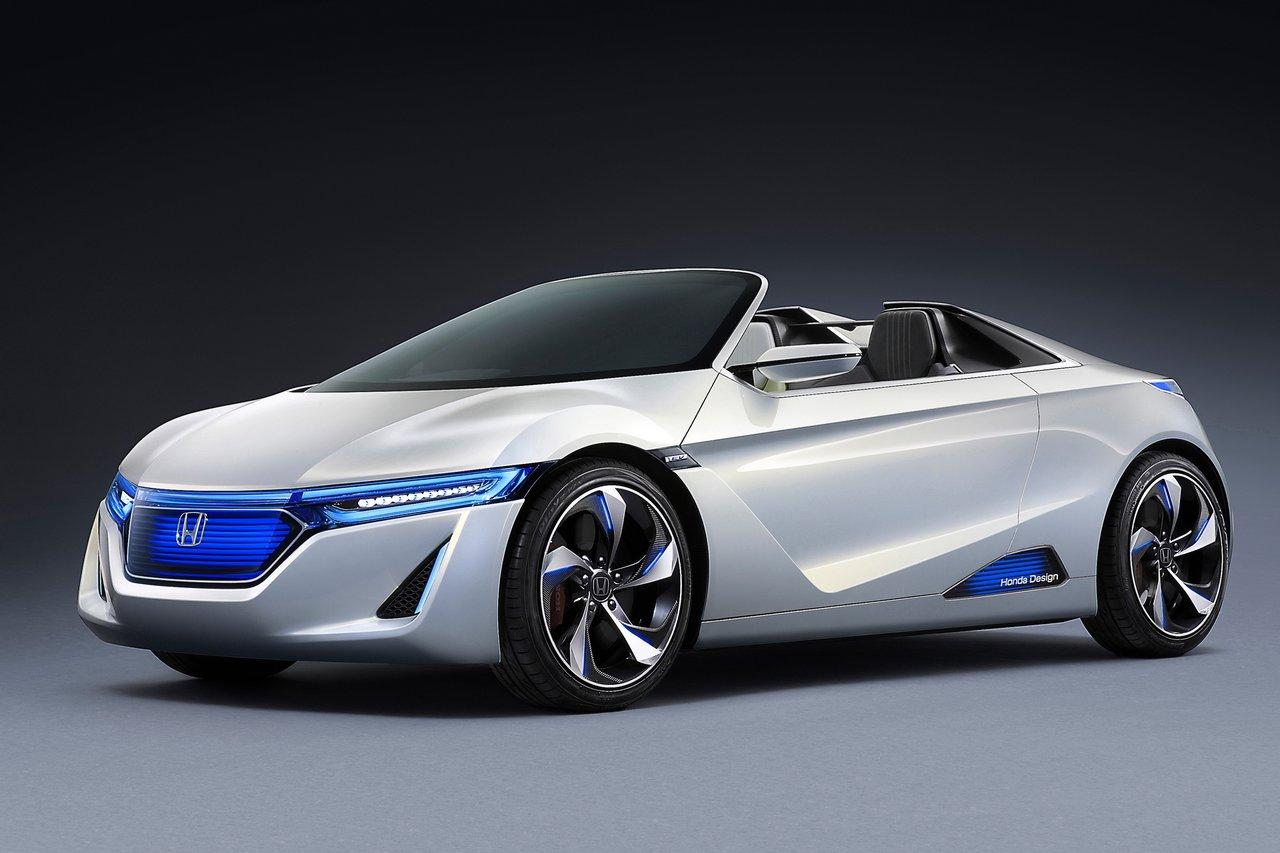 Honda прекратит производство гибрида Insight и электрокара ...