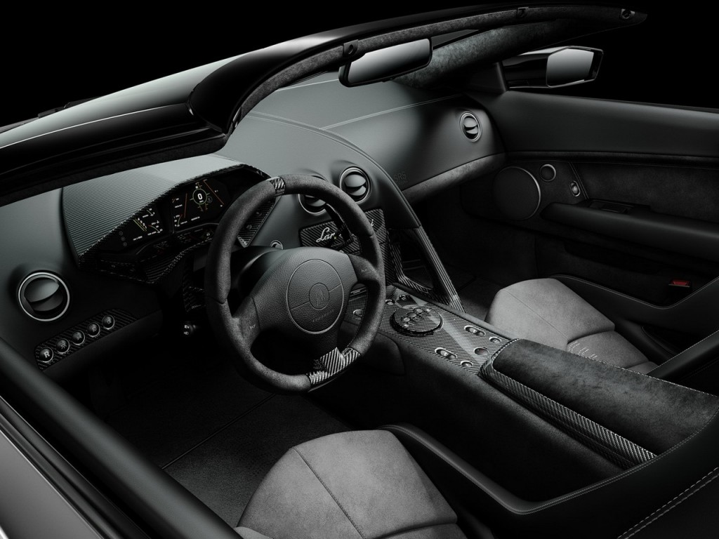 Lamborghini reventon the most exclusive supercar in the for Lamborghini reventon interior