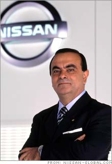 CEO Nissan and renault